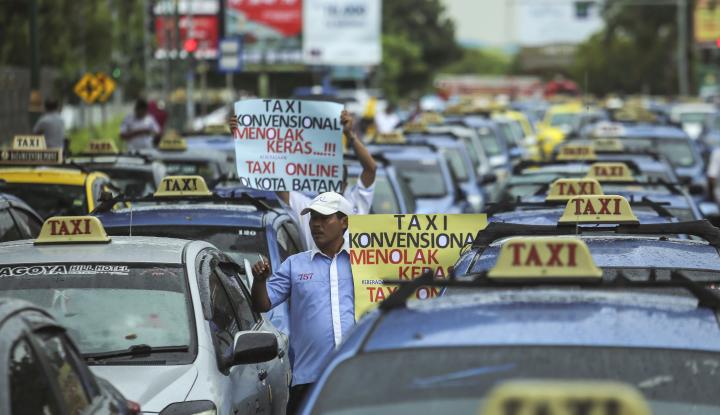 Foto Berita Kapolri Minta Taksi Online dan Konvensional Tidak Berselisih Lagi