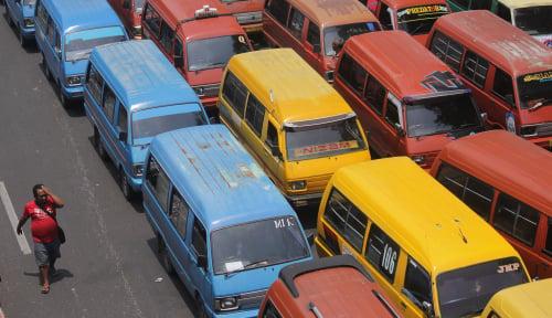 Tarif Angkutan dan Pangan Dorong Deflasi Juni