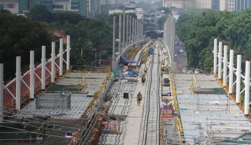 Foto Subsidi MRT Harus Memadai