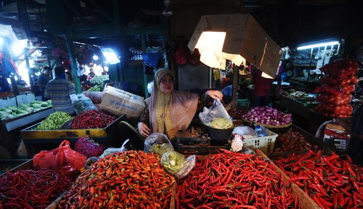 H+1 Natal, Harga Kebutuhan Pokok di Medan Naik - Warta Ekonomi