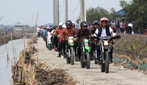 Foto 2018, Pemerintah Bakal Bangun Sembilan Proyek Bendungan