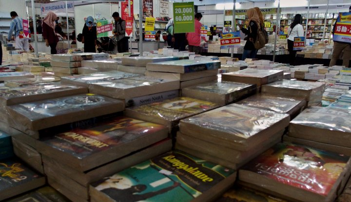 Buku Impor Murah, Masak Tega Dikenai Pajak Tinggi? - Warta Ekonomi