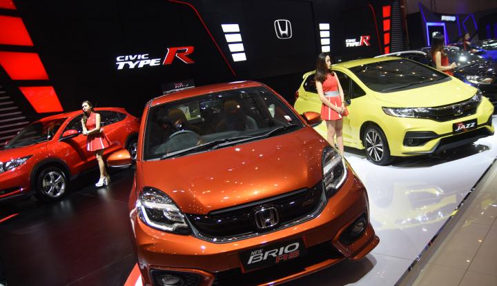 Foto Berita Karena Ini, Honda Tarik Puluhan Jazz Hybrid di China