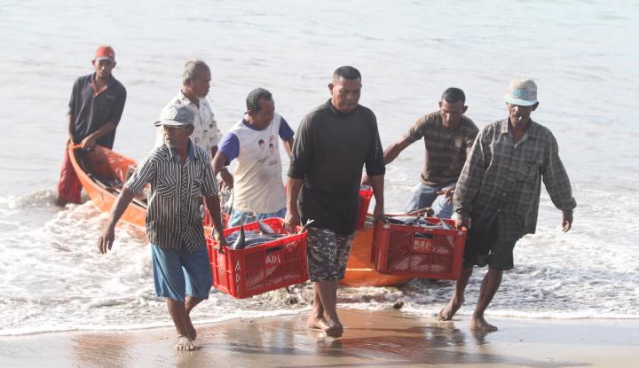 Foto Berita DKP Minta Semua KUB Nelayan Bentuk Koperasi
