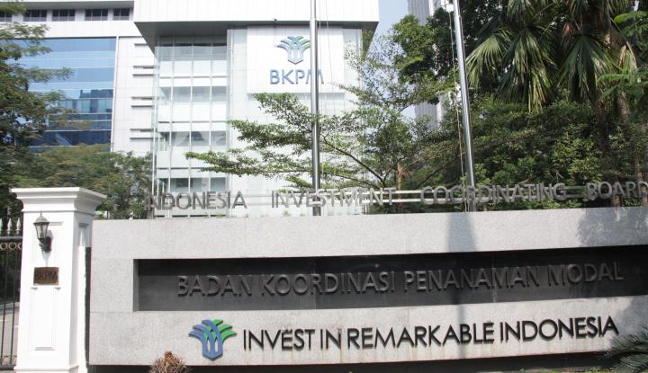 Foto Berita Investasi Asing Triwulan II-2018 Turun 12,9%