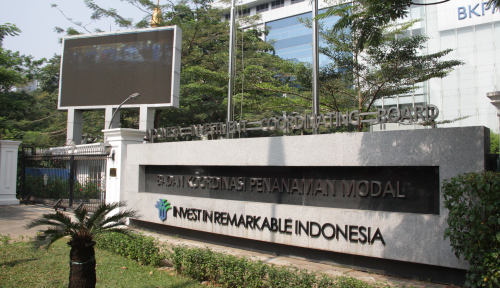Foto BKPM Sebut Dampak Riset JPMorgan Hanya Jangka Pendek