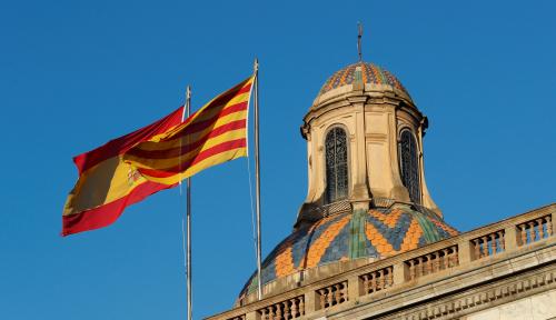 Foto Waduh, Spanyol Juga Ikut Serang Korporasi ICT Asal AS