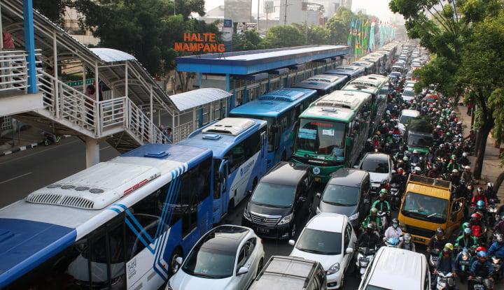 Foto Berita Pemprov DKI Klaim Terowongan Lebak Bulus Bakal Kurangi Kemacetan