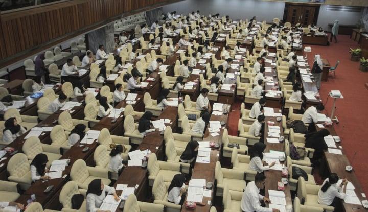 Foto Berita Ribuan Sarjana Gagal Lulus Tes Seleksi CPNS di Kapuas Hulu