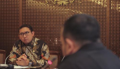 Foto Fadli Zon: Rangkap Jabatan Boleh, Asal.....
