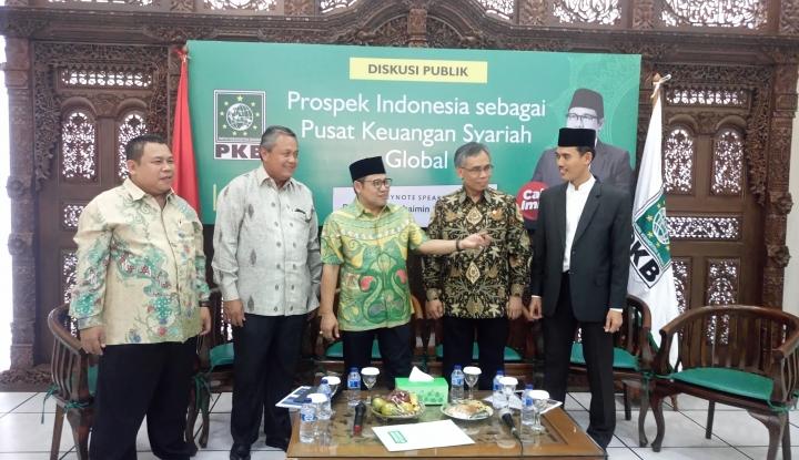 Foto Berita PKB: Indonesia Butuh Cawapres yang Paham Islam