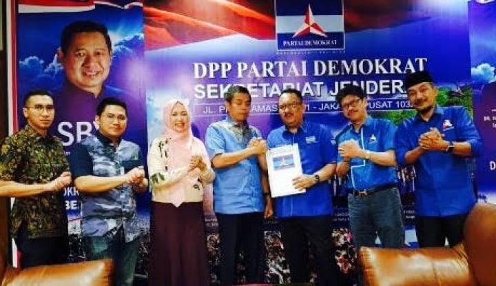 Foto Berita Demokrat: Jokowi Harus Cuti Saat Kampanye