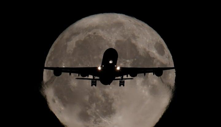Harga Tiket Pesawat Mahal, YLKI: Harus Turun Semurah Mungkin - Warta Ekonomi