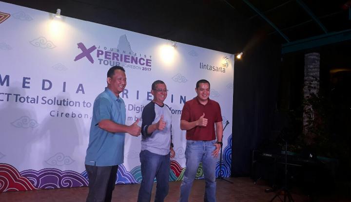 Foto Berita Dukung Startup Lokal, Lintasarta Bakal Siapkan Co-Working Space