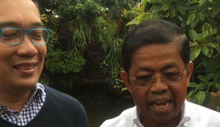 Foto Berita Golkar Usung Daniel Mutaqien, Partai Pengusung Ridwan Kamil Masih Belum Satu Suara