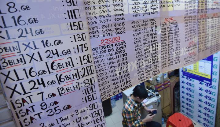 Foto Berita Registrasi Kartu Prabayar Tembus 305 Juta Lebih