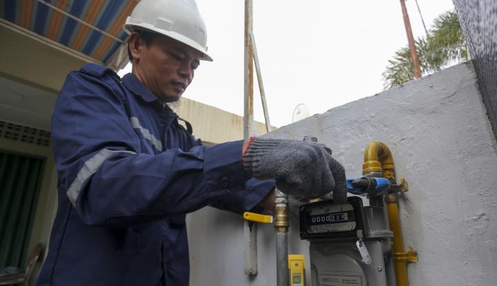 Foto Berita PGN Pasok Gas ke Kepulauan Riau