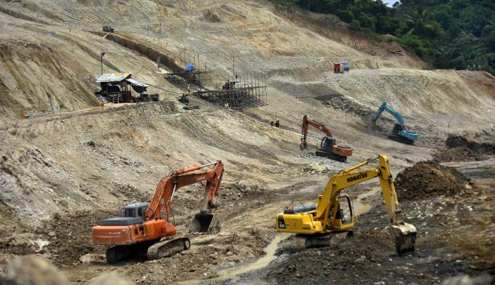 PUPR Targetkan Bendungan Napun Gete NTT Diairi Akhir 2020