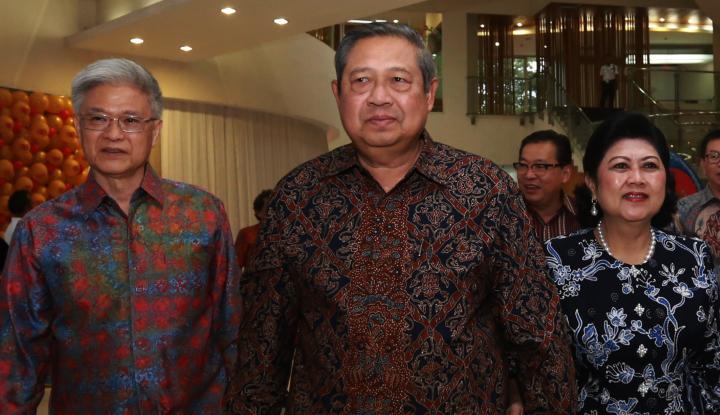 PAN Bilang Keputusan Jokowi Kirim Dokter Kepresidenan untuk Istri SBY, Biasa Aja? - Warta Ekonomi