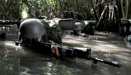 Foto PKS: Penanganan KKB di Papua Harus Libatkan TNI