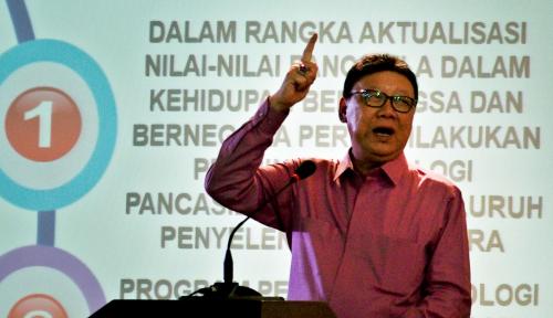 Foto Tjahjo Kumolo Bantah Pihaknya Ikut Sebarkan Wacana Lima Hari Kerja ASN