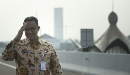 Foto Anies Bahas Ini di Smart Cities Casablanca 2018
