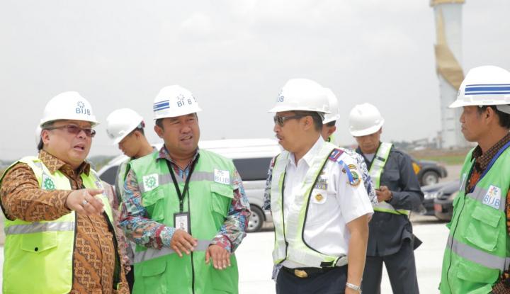 Foto Berita Bappenas: Proyek BIJB Jadi Percontohan Pembangunan Bandara