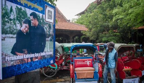 Foto Senin Sore, Relawan Jokowi OTW Solo