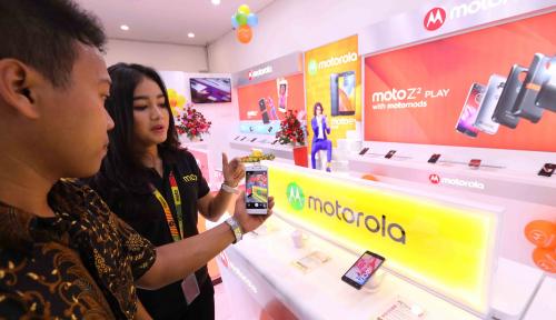 Foto Motorola Solutions Akuisisi VaaS International Holdings dengan Nilai US$445 Juta