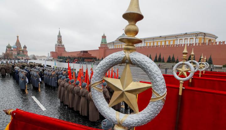 Foto Berita Rusia Minta Inggris Pulangkan 50 Diplomatnya