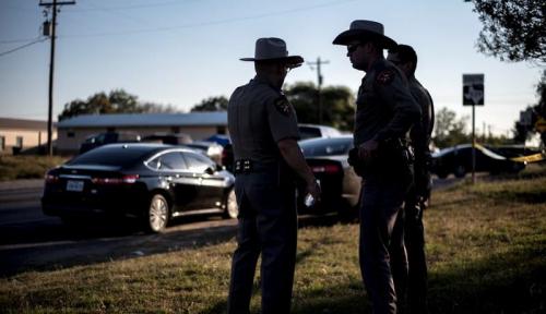 Devin Patrick Kelley, Aktor Utama Penembakan Brutal di Gereja Texas