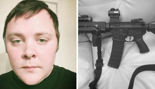 Foto Ternyata! Pelaku Teror di Texas Eks Militer Angkatan Udara AS