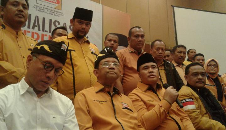 Foto Berita Aceng Fikri Dicopot dari Kursi Ketua Hanura