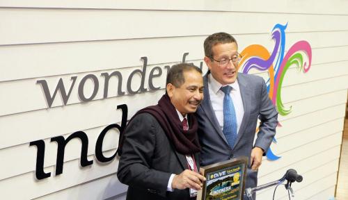 Foto Indonesia Sambut Inisiatif OECD Kembangkan Sektor Pariwisata
