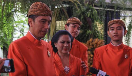 Dinasti Politik Jokowi Itu Terdiri dari Anak-Mantu, Ipar Bukan