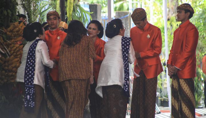 Foto Berita Innalillahi, Besan Jokowi Meninggal Dunia