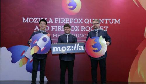 Foto Mozilla Rilis Firefox Terbaru