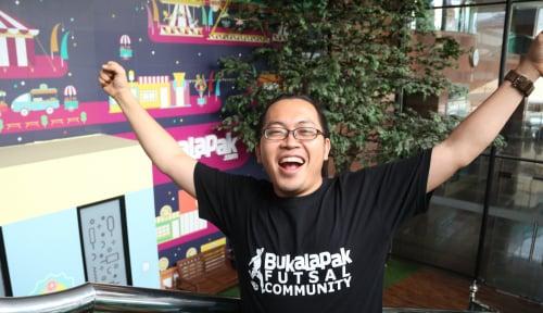 Achmad Zaky Pimpin Pendanaan Awal Startup Besutan Mahasiswa ITB