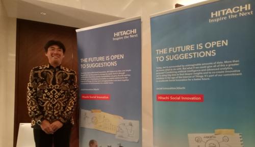 Foto Hitachi Social Innovation Forum 2017 Kembali Digelar di Jakarta