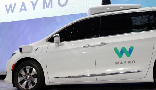 Foto Google Alphabet Hadirkan Taksi Online Masa Depan: Tanpa Driver