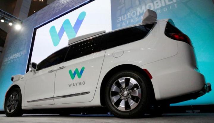 Waymo, Nissan, dan Renault Uji Coba Mobil Swakemudi di Perancis dan Jepang - Warta Ekonomi