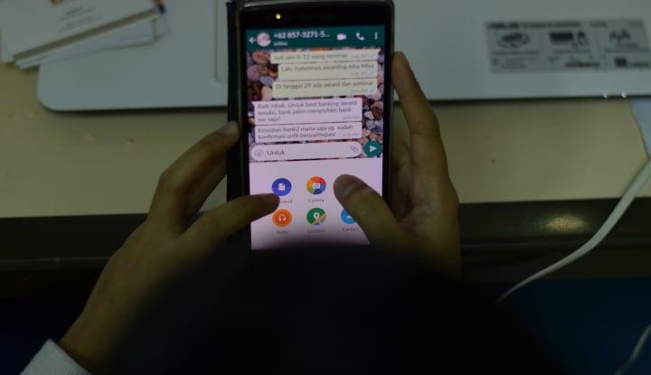 10 Artikel Viral WhatsApp, Fitur Baru dan Hengkangnya Para Pendiri - Warta Ekonomi