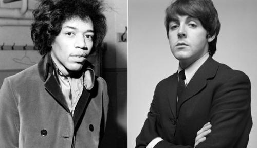 Foto Siapa Mau Dapatkan Gitar dari Jimi Hendrix?
