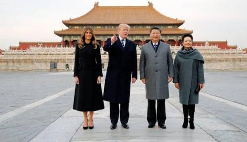 Foto Beijing Kecam Tarif 25 Persen AS
