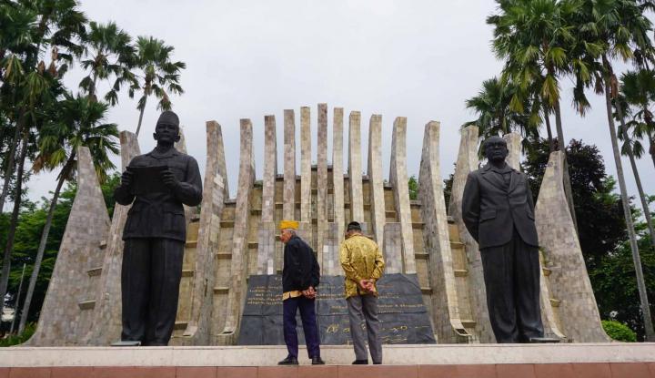Foto Berita Sejarawan: Pancasila Dibikin oleh Kaum Nasionalis dan Agamis