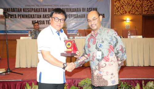 Foto Kini SEAFDEC Hadir di Palembang
