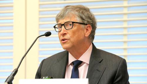 Foto Ya Ampun Bikin Ngeri, Bill Gates Sudah Peringatkan Pandemi Berikutnya: Saya Khawatir...