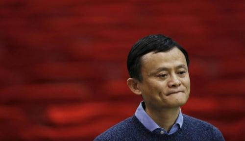 Foto Gila! Segitunya Banget, Jack Ma Dipaksa Lepas Saham di Ant Group, Auto Didepak!