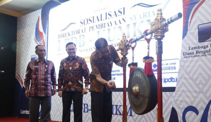 Foto Berita Direktorat Pembiayaan Syariah LPDB KUMKM Targetkan NTB sebagai Penyalur