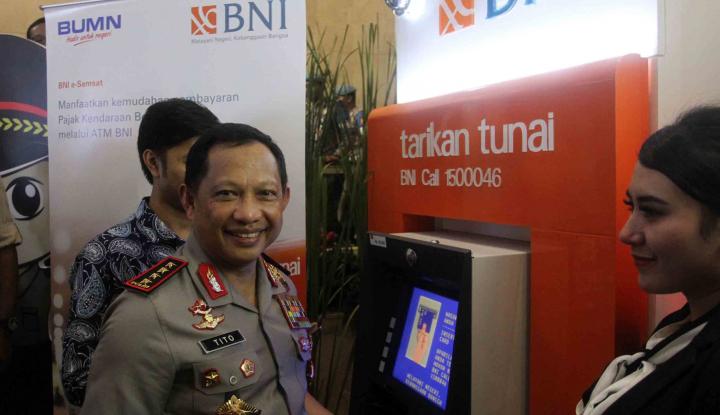 Foto Berita Tito Karnavian Dapat Penghargaan dari Malaysia